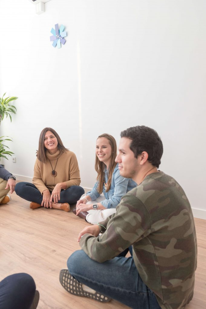 talleres de formación psicológica para profesionales